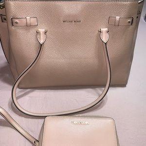 Michael Kors NWT Addison style handbag/wallet